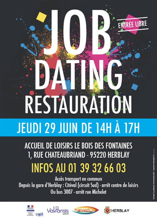 Job Dating « Restauration »