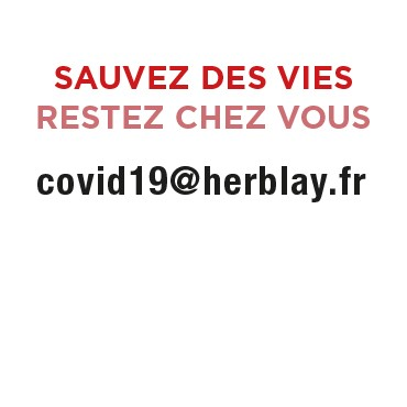 Informations  : covid19@herblay.fr