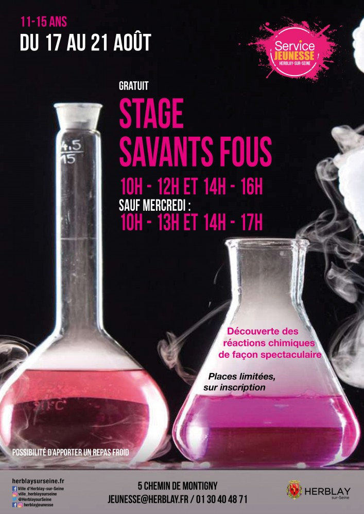 Stage Savants Fous