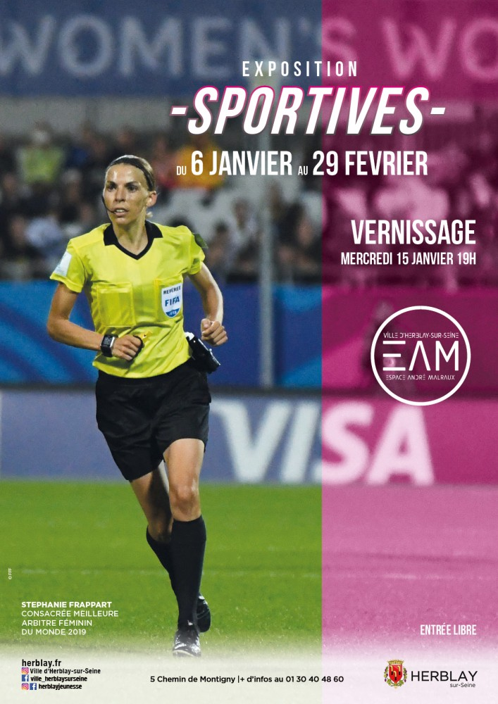 Exposition -SPORTIVES-
