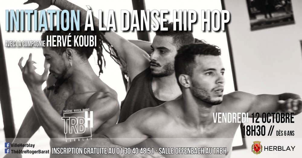 Initiation au HIP-HOP !