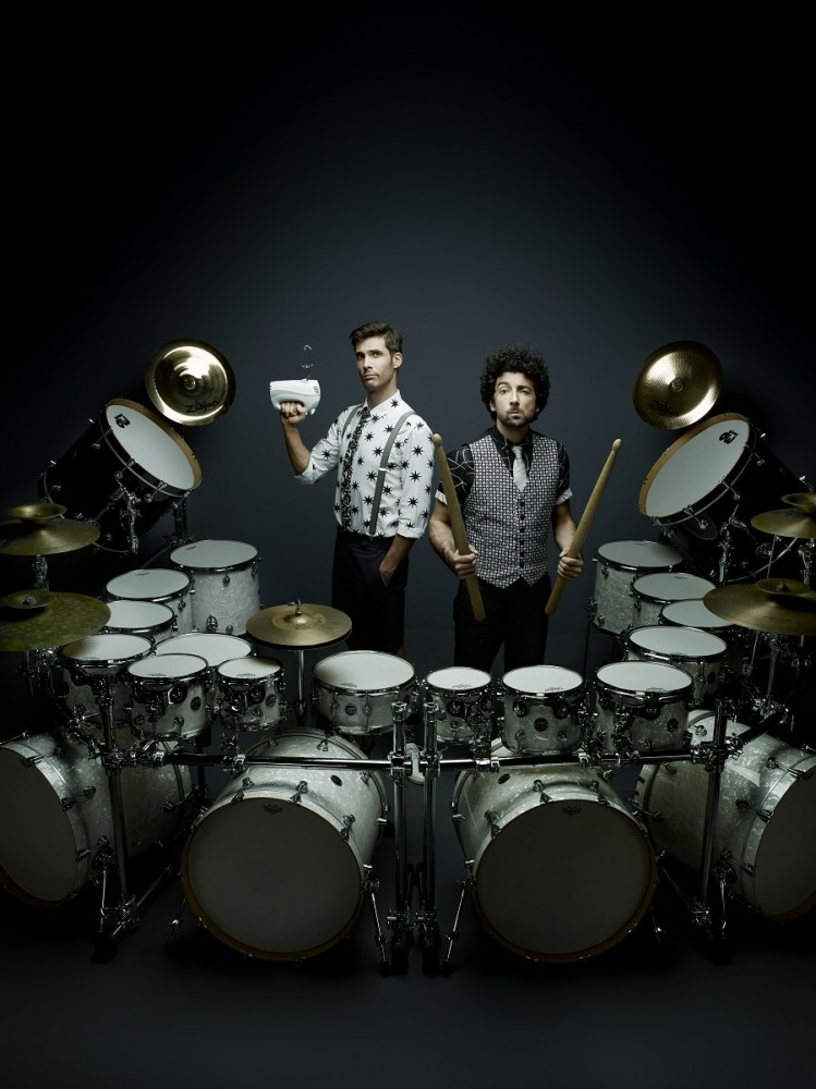 FILLS MONKEY - We will drum you