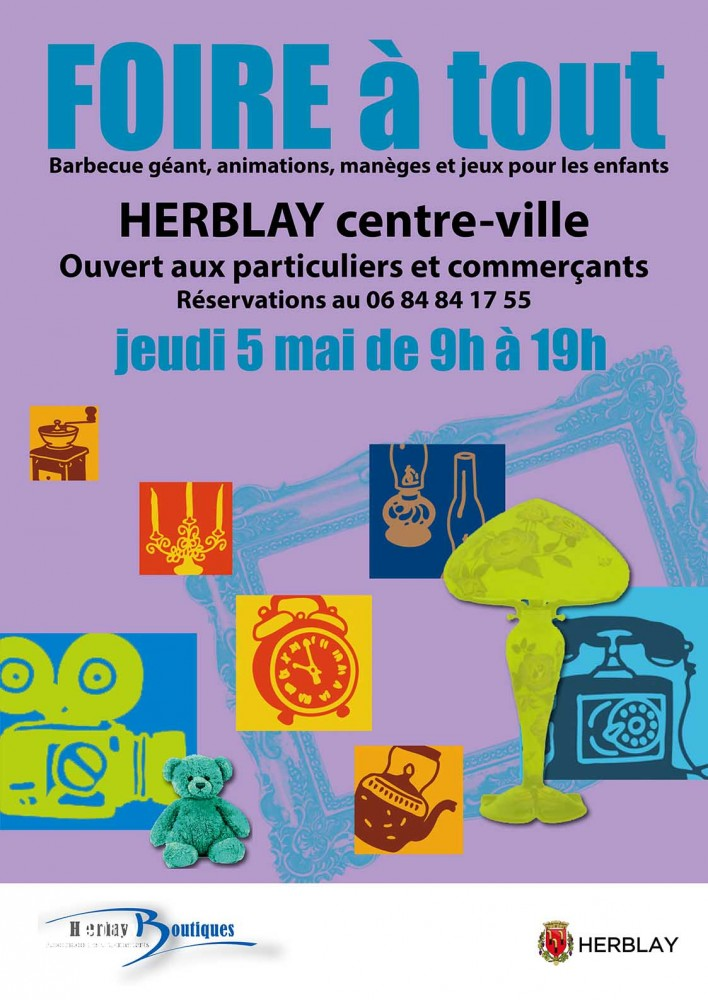 Foire tout herblay herblay - Foire a tout 60 ...