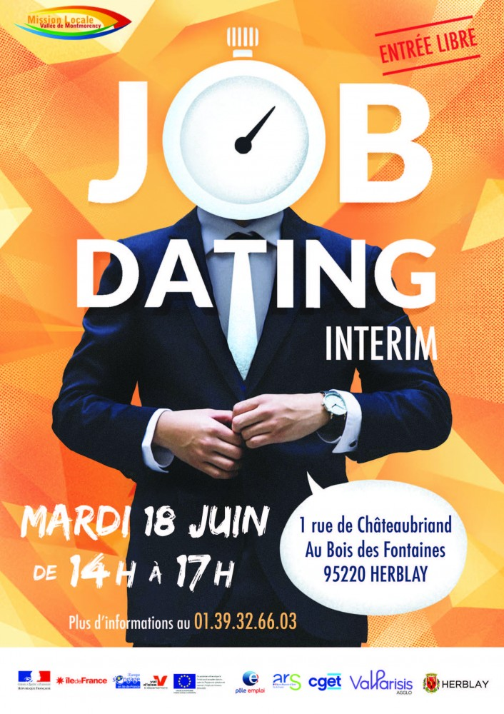 Job dating intérim