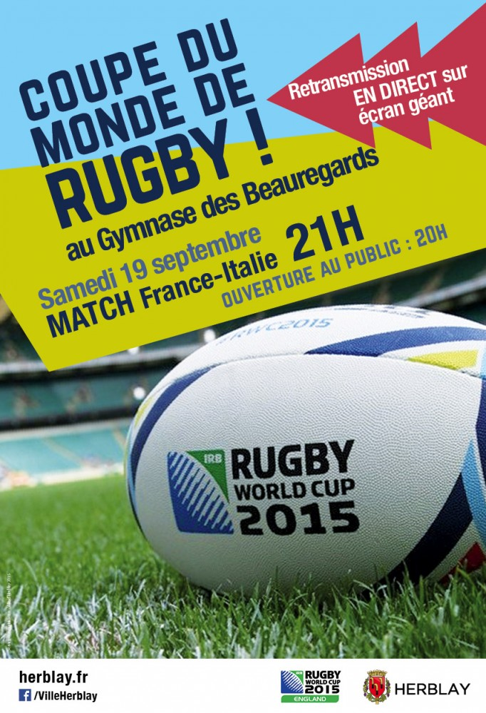 date rencontre coupe monde rugby