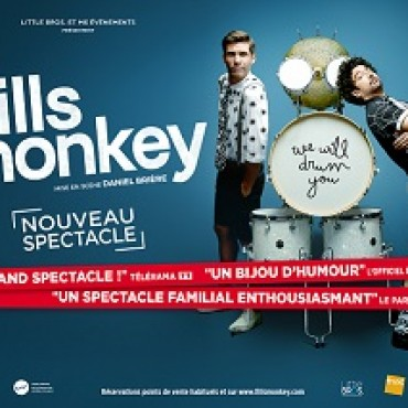 FILLS MONKEY We will drum you