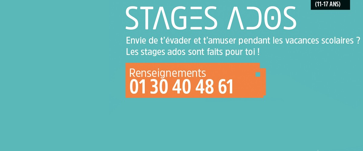 Stages ados